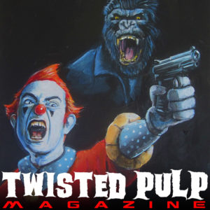 Twisted Pulp Magazine 001 Featured Image