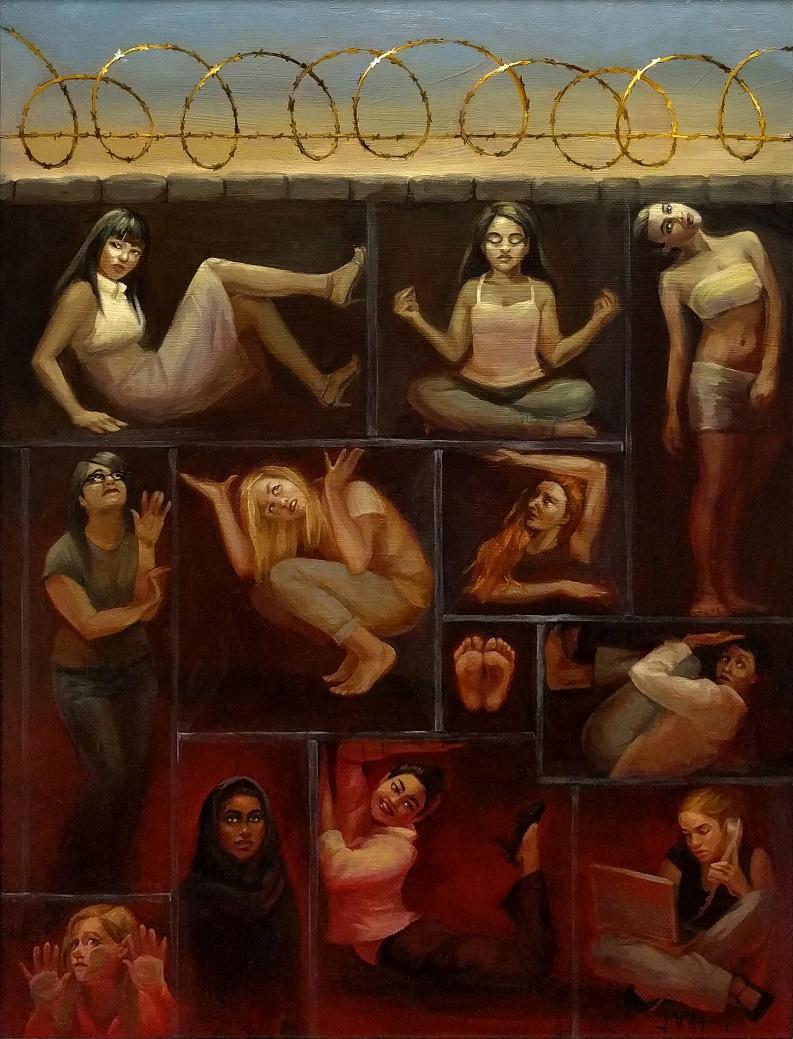 Jessica R Van Hulle Art