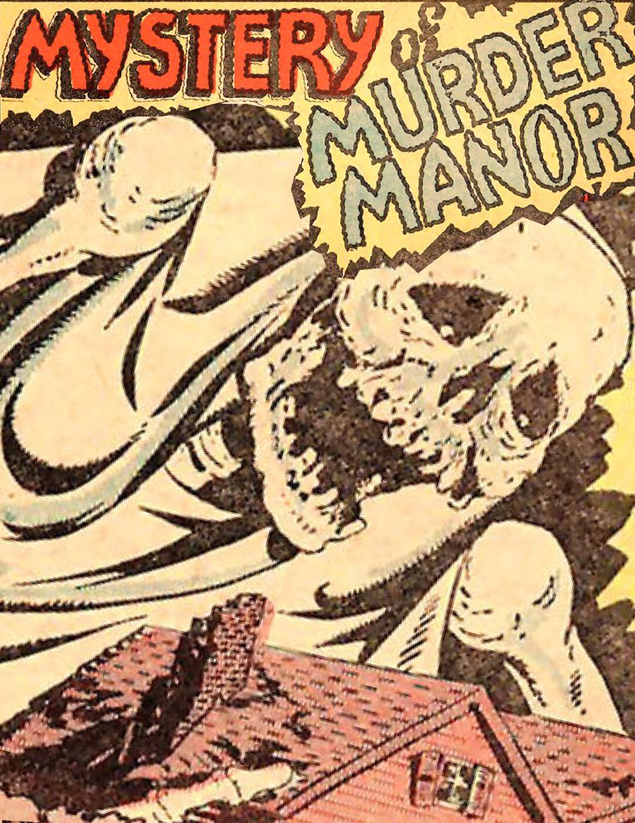 Eerie Comics Revisited