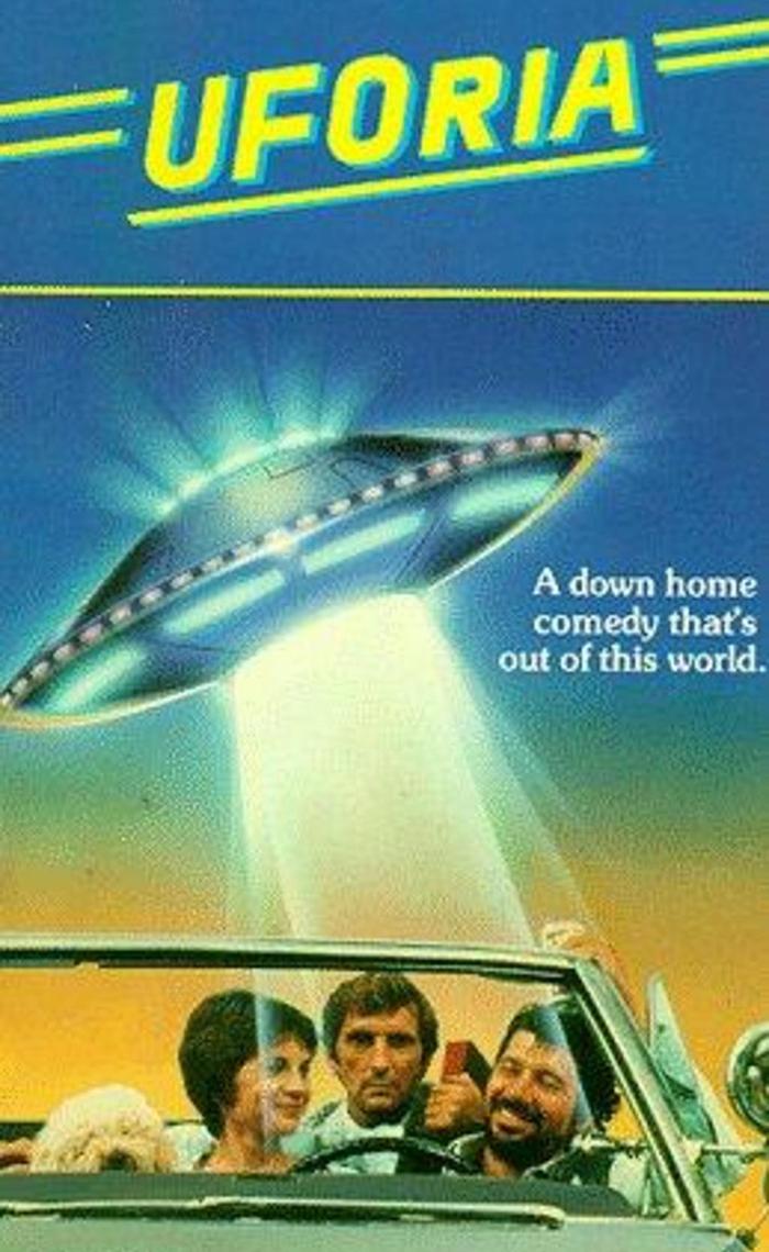 UFOria Poster