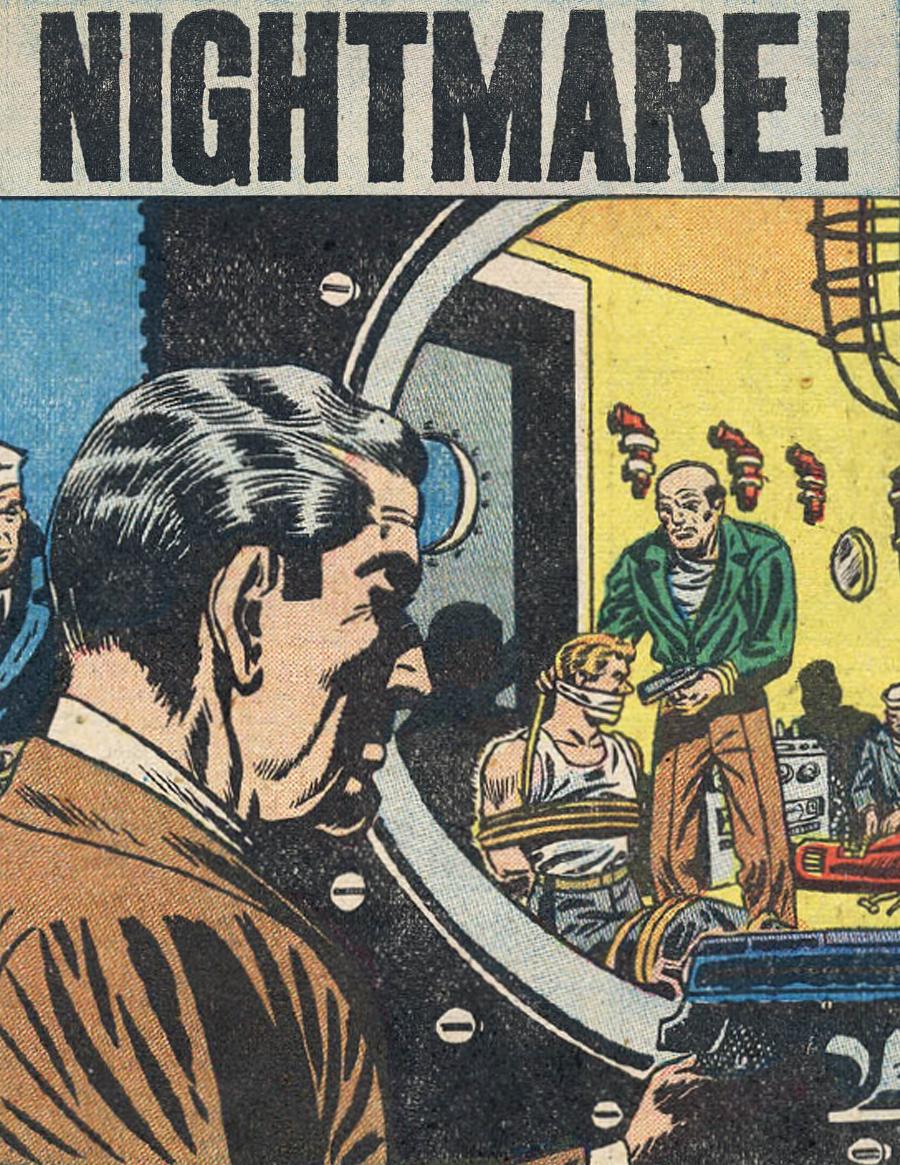 Eerie Comics Revisited: Nightmare!
