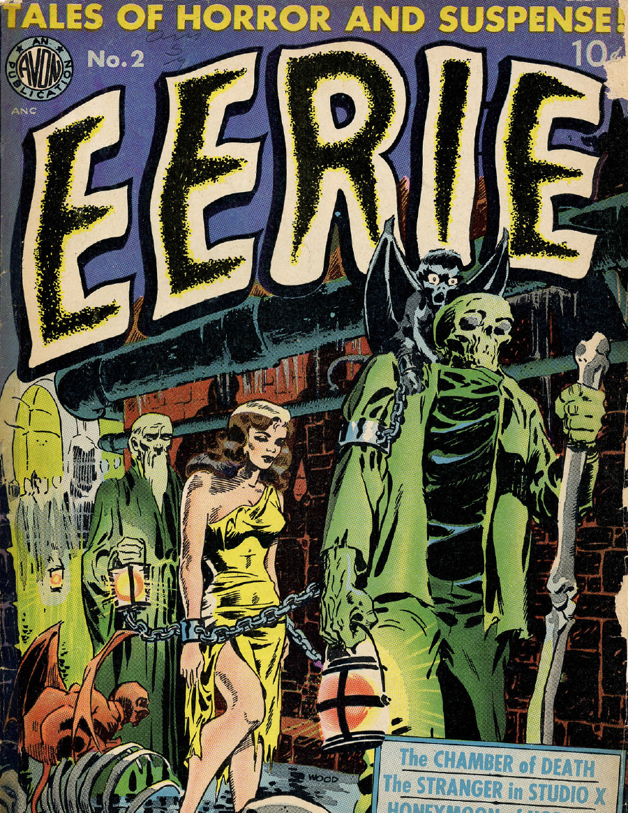 Eerie Comics Revisited: Issue 002
