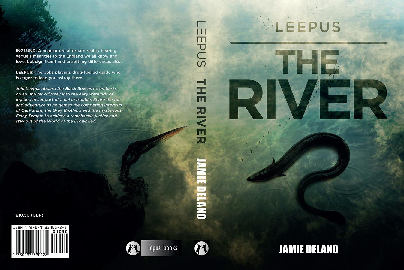 Leepus-The River Jamie Delano
