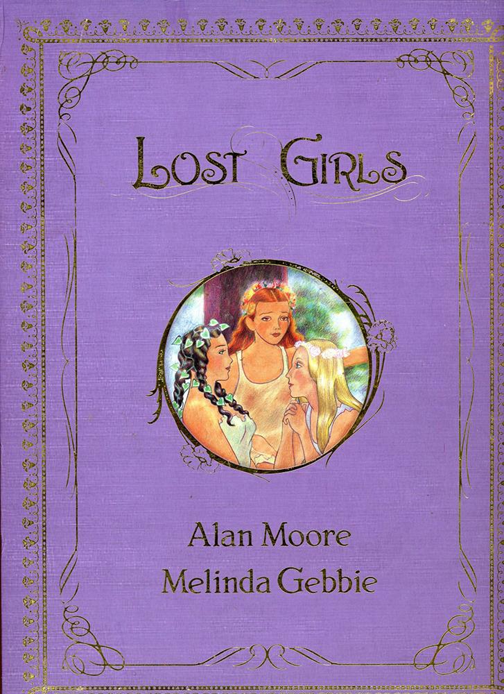 Melinda Gebbie Lost Girls