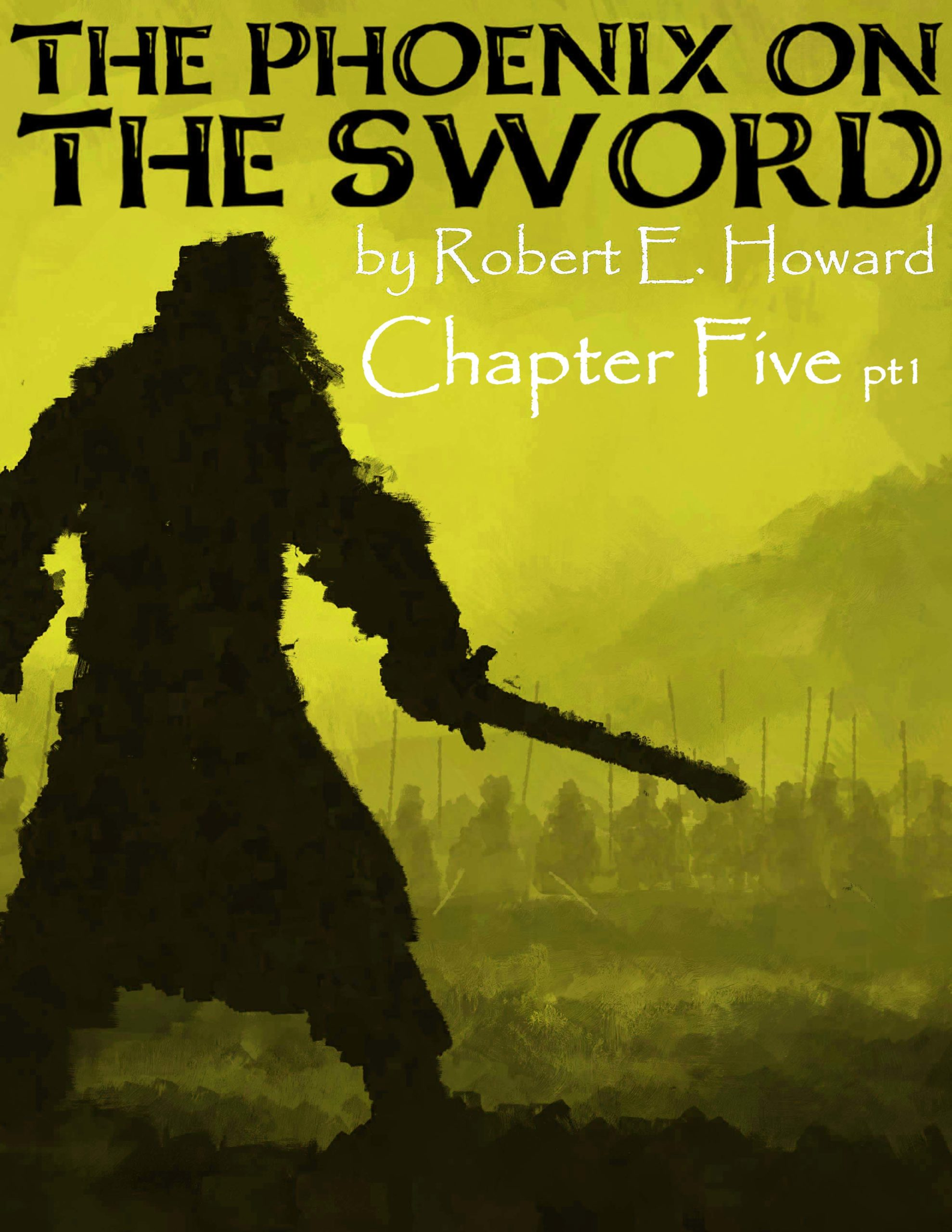 The Phoenix on the Sword Chapter 5-1