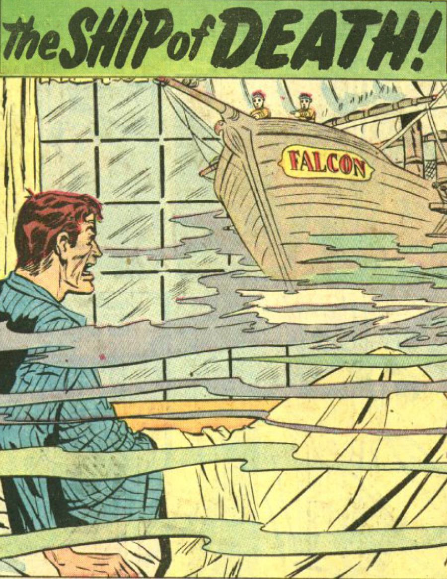 Eerie Comics Revisited: The Ship of Death