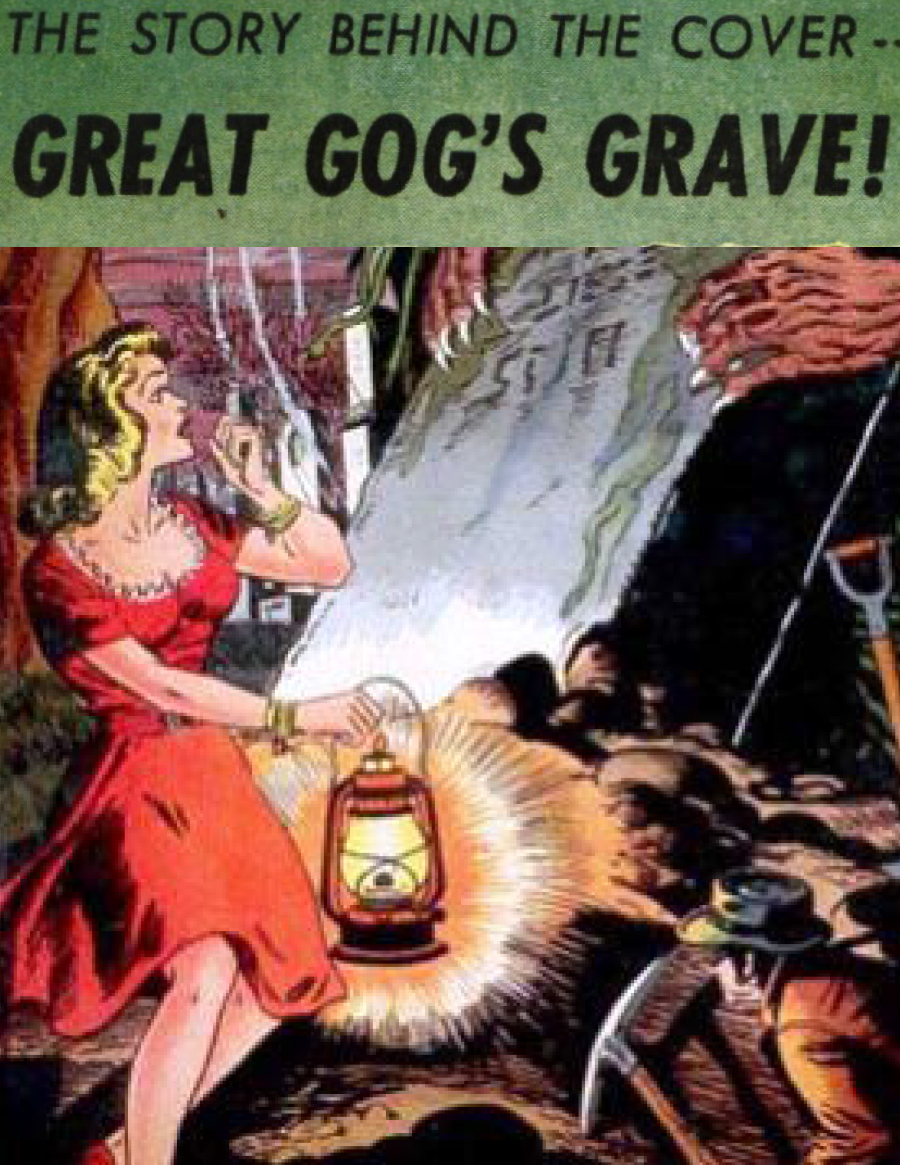 Eerie Comics Revisited: Great Gog's Grave
