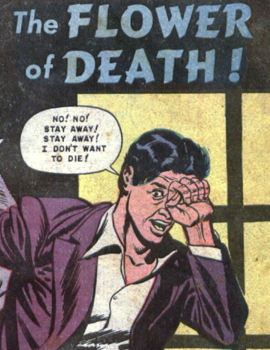 Eerie Comics Revisited: The Flower of Death