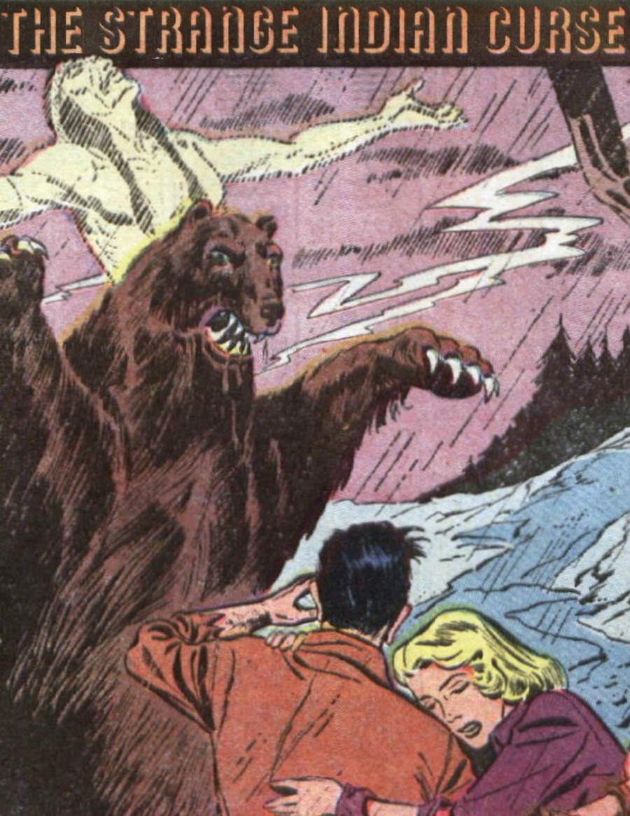 Eerie Comics Revisited: The Strange Indian Curse