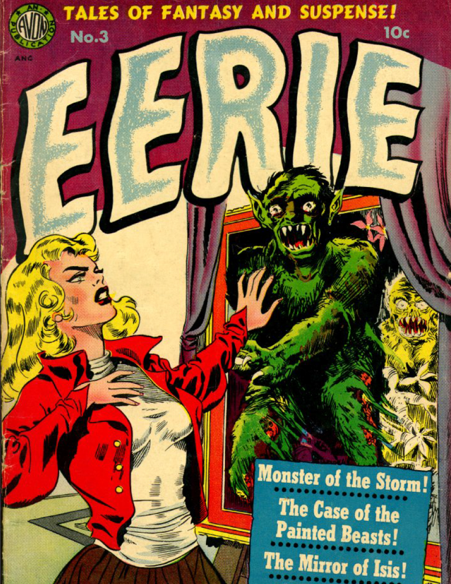 Eerie Comics Revisited: Issue 003