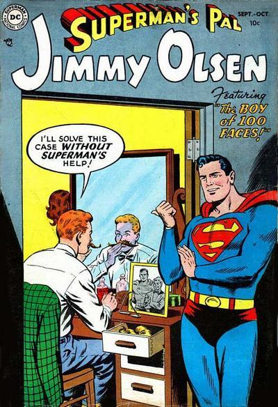 Jimmy Olsen Comics