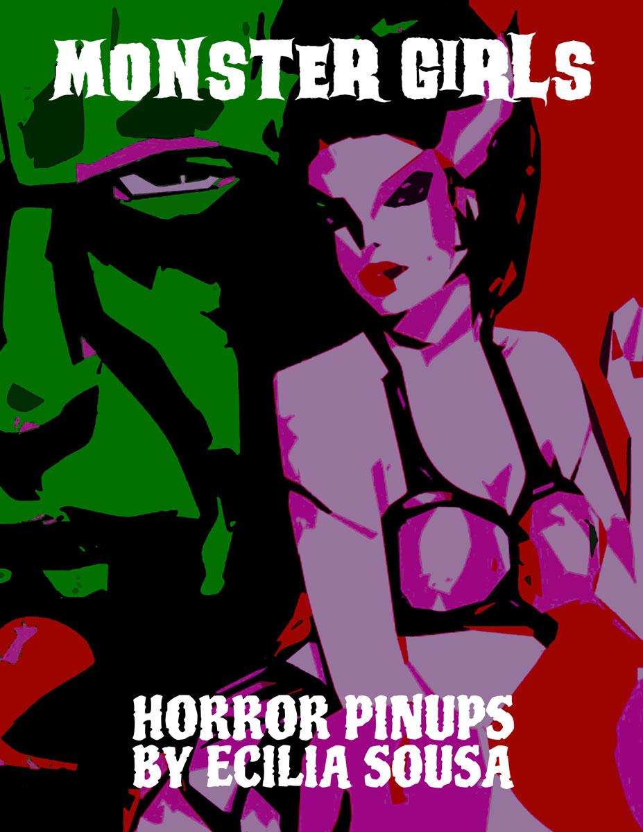 Monster Girls Cover