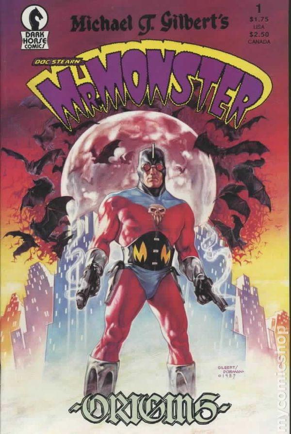Mr Monster Origins