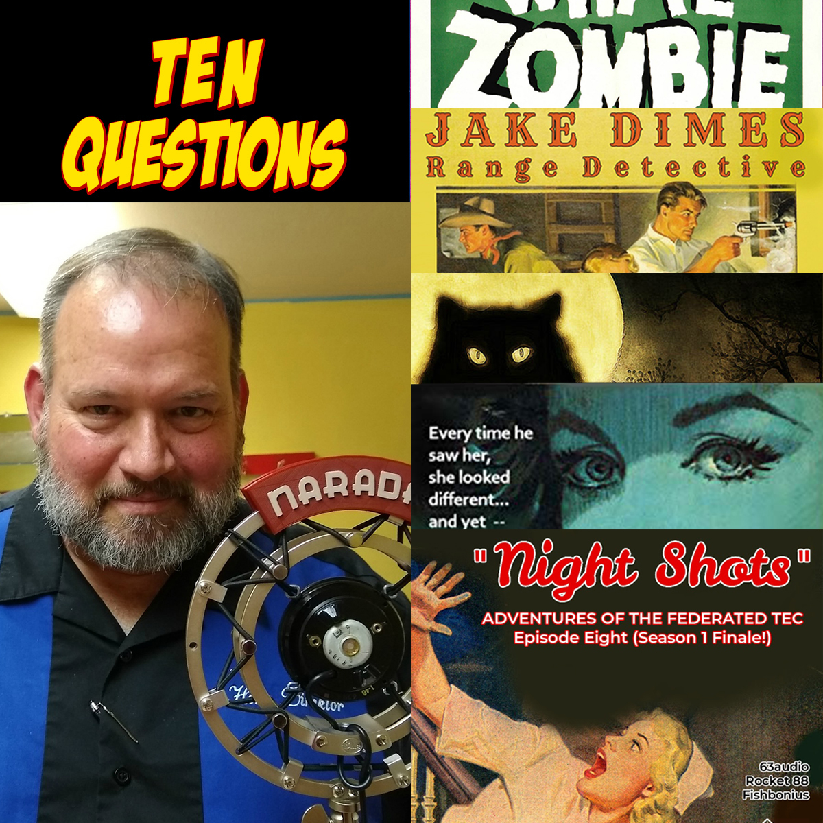 10 Questions for Pete Lutz