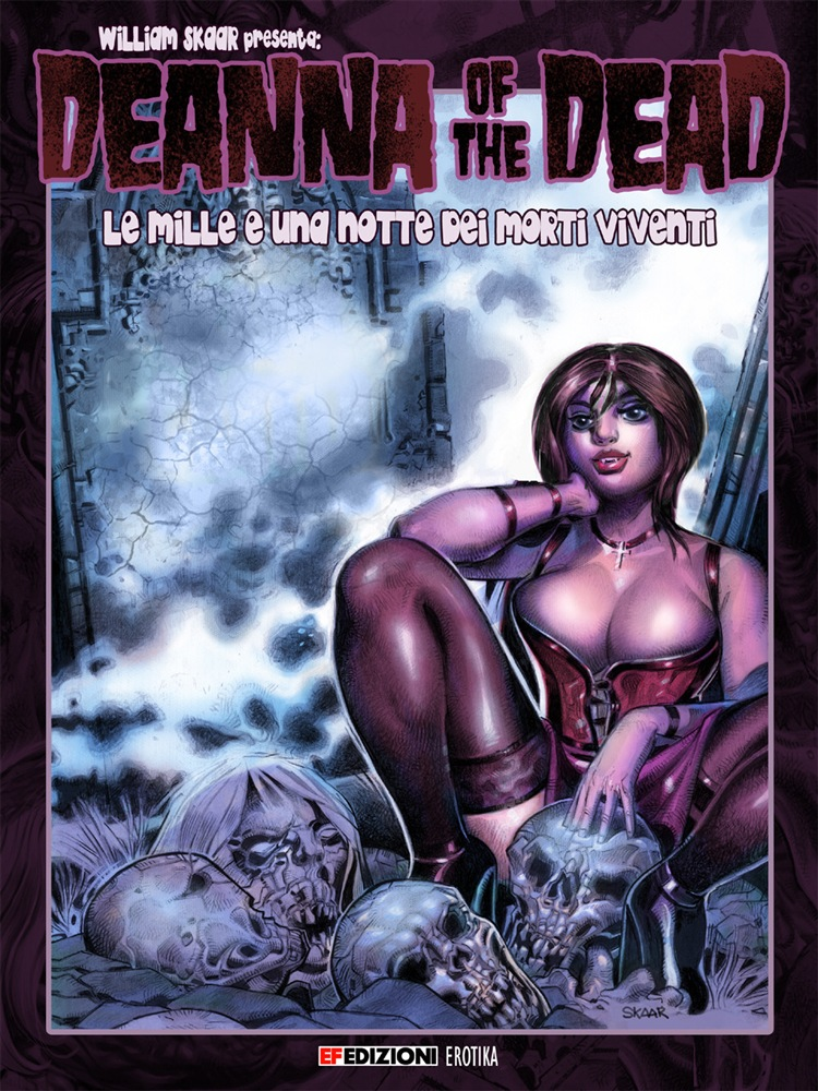 DEANNA OF THE DEAD ISSUE 1