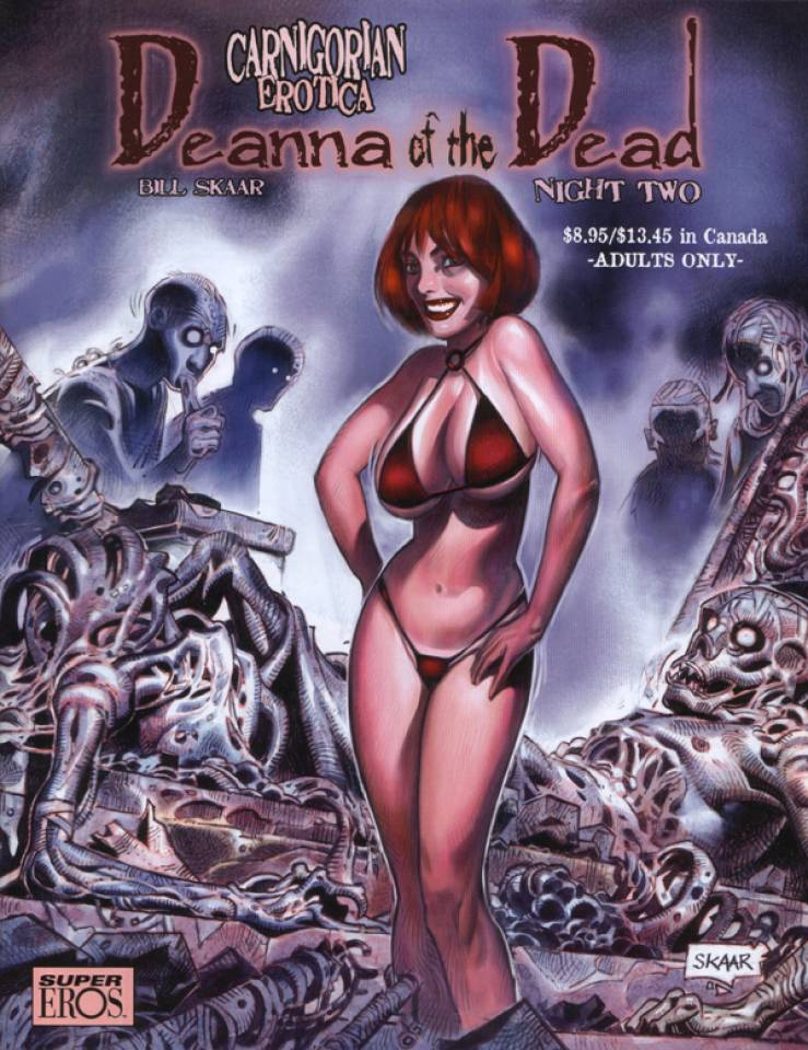 Deanna of the Dead Night Two