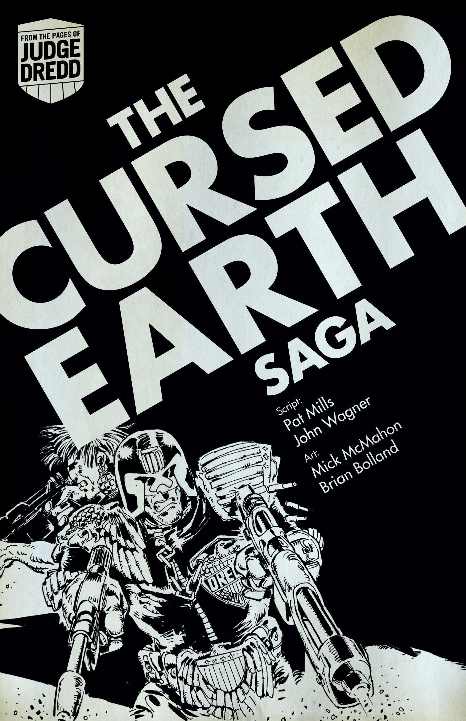Judge Dread The Cursed Earth