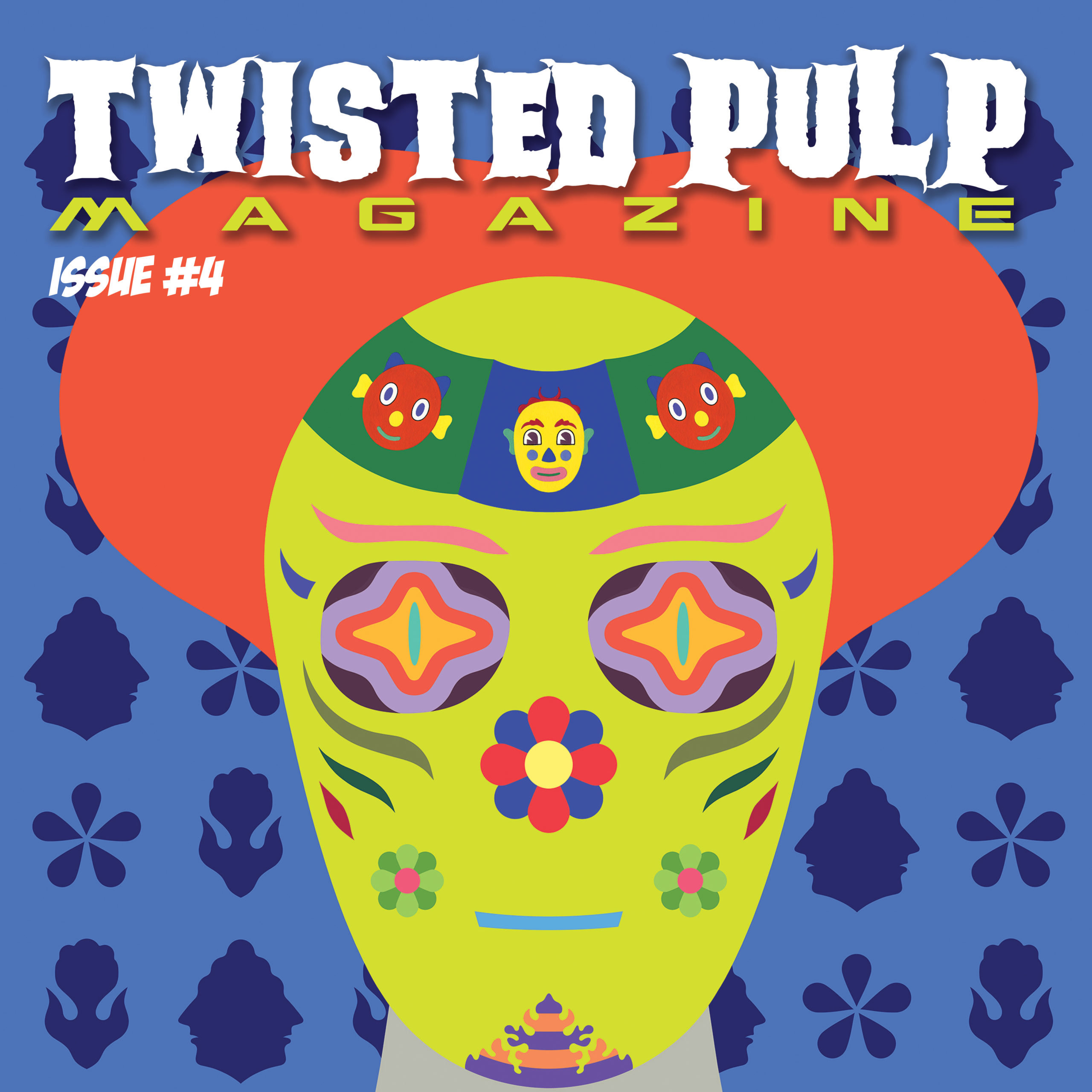 Twisted Pulp Magazine Issue #4