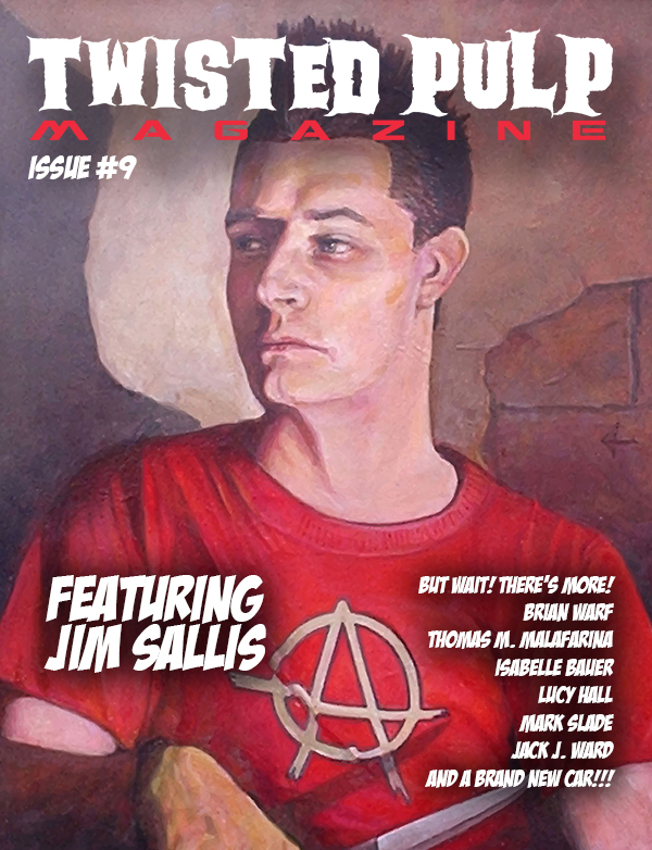 Twisted Pulp Magazine Issue 009
